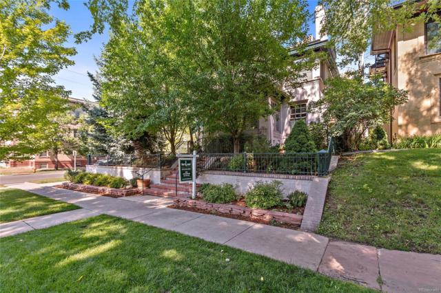 1372 Gaylord Street #3, Denver, CO 80206 (#6122168) :: Structure CO Group