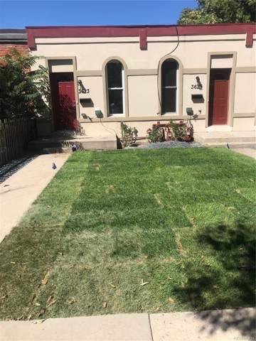 3623 N High Street, Denver, CO 80205 (MLS #6123641) :: 8z Real Estate