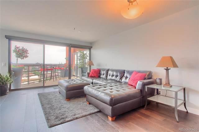 100 Park Avenue W #1506, Denver, CO 80205 (MLS #6124128) :: 8z Real Estate