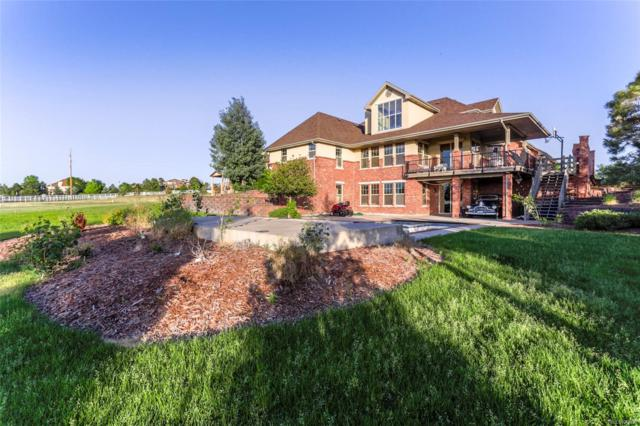 6915 Brookeview Court, Parker, CO 80134 (#6128553) :: The Peak Properties Group