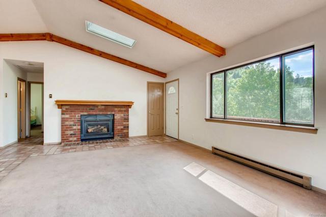 9941 City View Drive, Morrison, CO 80465 (#6129550) :: The Peak Properties Group