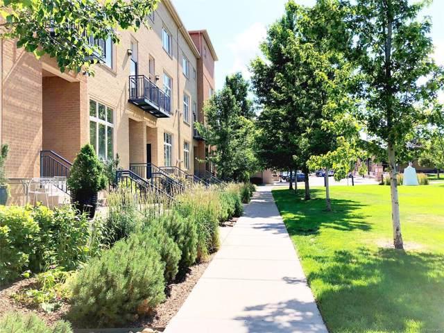 190 Roslyn Street #1307, Denver, CO 80230 (#6130153) :: The HomeSmiths Team - Keller Williams