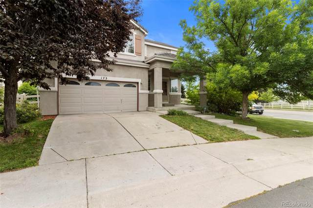 173 S Granby Court, Aurora, CO 80012 (#6130441) :: The Gilbert Group