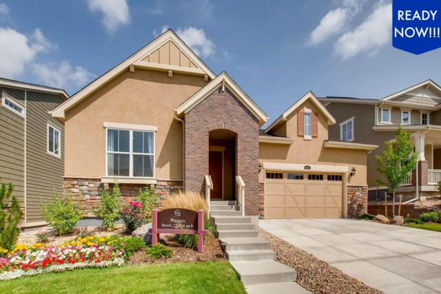 18851 W 84th Avenue, Arvada, CO 80007 (#6130653) :: The Pete Cook Home Group