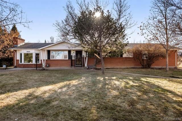 8942 Niwot Road, Niwot, CO 80503 (#6132771) :: iHomes Colorado
