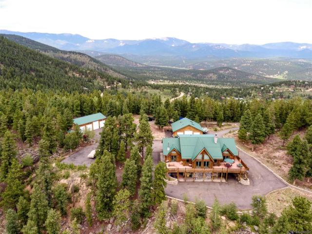 1635 S Pine Drive, Bailey, CO 80421 (#6133583) :: Bring Home Denver