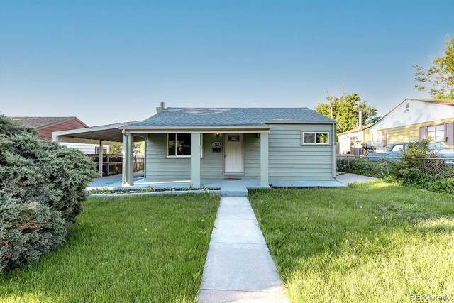 4848 W Maple Place, Denver, CO 80219 (#6135183) :: The DeGrood Team
