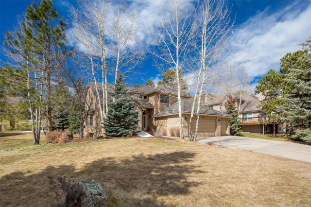 31452 Island Drive, Evergreen, CO 80439 (#6136864) :: House Hunters Colorado