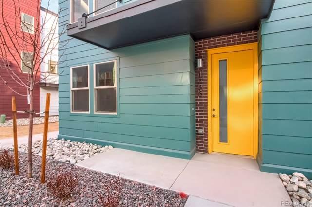1238 W 11th Avenue, Denver, CO 80204 (MLS #6137634) :: 8z Real Estate