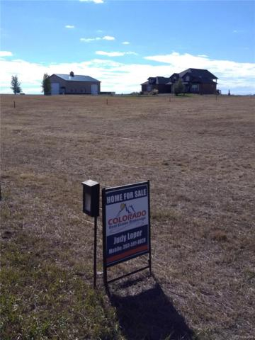 County Road 65, Keenesburg, CO 80643 (MLS #6137847) :: 8z Real Estate