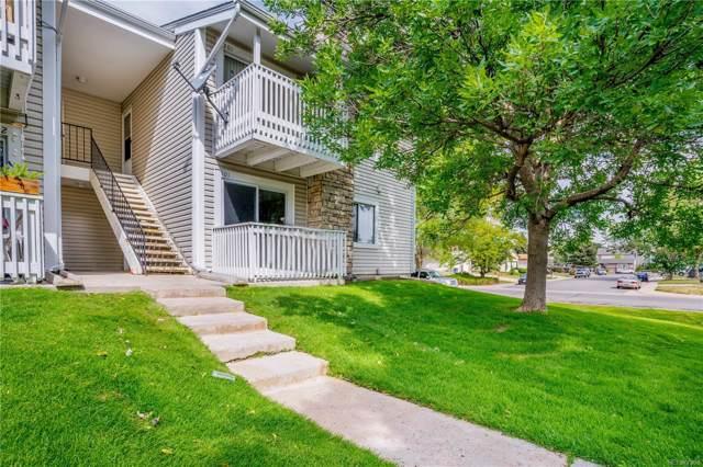 14192 E Colorado Drive #101, Aurora, CO 80012 (MLS #6138959) :: The Space Agency - Northern Colorado Team