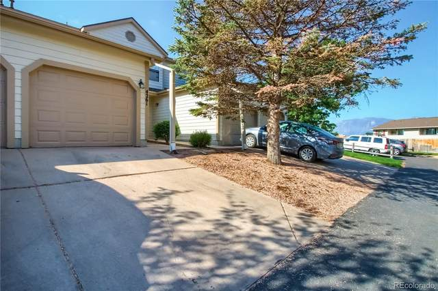 4261 Hunting Meadows Circle, Colorado Springs, CO 80916 (#6141466) :: The DeGrood Team