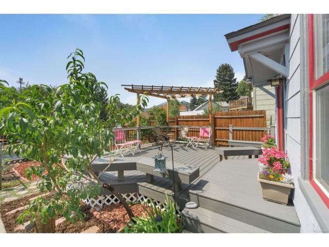 2035 Virginia Street, Idaho Springs, CO 80452 (MLS #6148055) :: 8z Real Estate
