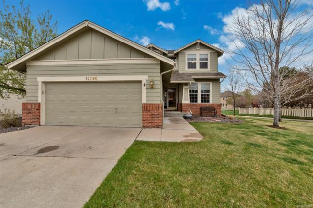 13790 W 62nd Lane, Arvada, CO 80004 (#6148466) :: House Hunters Colorado
