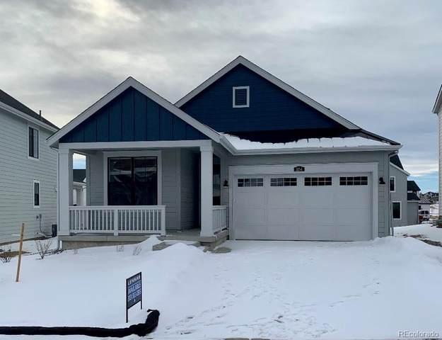 1154 E Witherspoon Drive, Elizabeth, CO 80107 (#6148990) :: Venterra Real Estate LLC