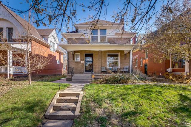 2824 N Gaylord Street, Denver, CO 80205 (MLS #6149502) :: 8z Real Estate