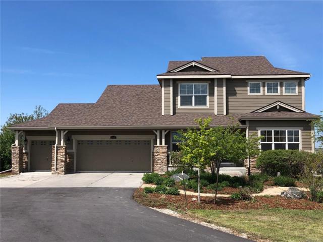2405 Elkhorn Ranch Street, Parker, CO 80138 (#6150368) :: The HomeSmiths Team - Keller Williams