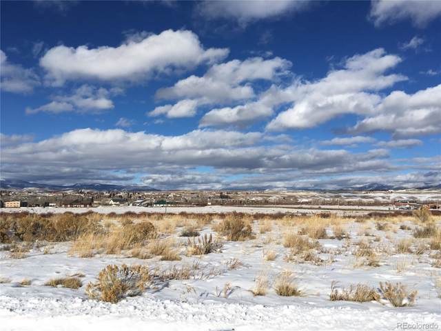 802 Saddle Ridge Circle, Granby, CO 80446 (#6150381) :: James Crocker Team