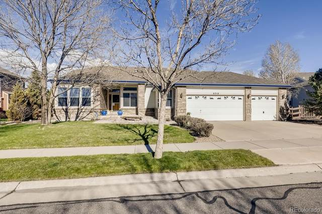 6310 Umber Circle, Arvada, CO 80403 (MLS #6151296) :: 8z Real Estate