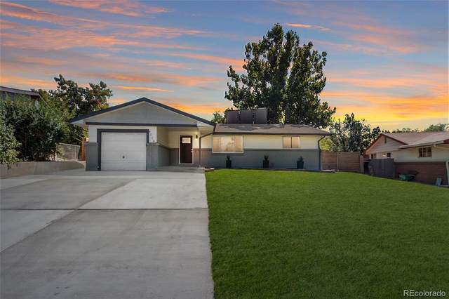 4220 W 82nd Avenue, Westminster, CO 80031 (#6155005) :: The HomeSmiths Team - Keller Williams
