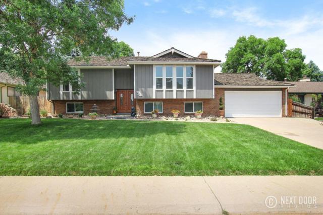 4449 S Xavier Street, Denver, CO 80236 (#6156146) :: The Peak Properties Group