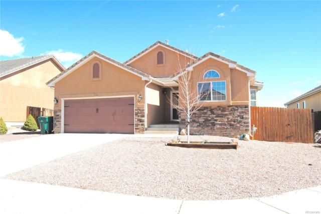 7534 Lake Avenue, Fountain, CO 80817 (#6156909) :: The Pete Cook Home Group