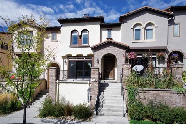 15625 W Baker Avenue, Lakewood, CO 80228 (#6160858) :: The DeGrood Team