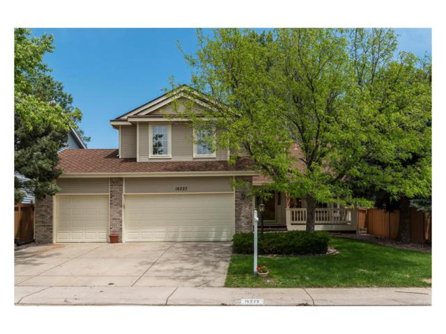 16223 E Belleview Drive, Centennial, CO 80015 (MLS #6162664) :: 8z Real Estate