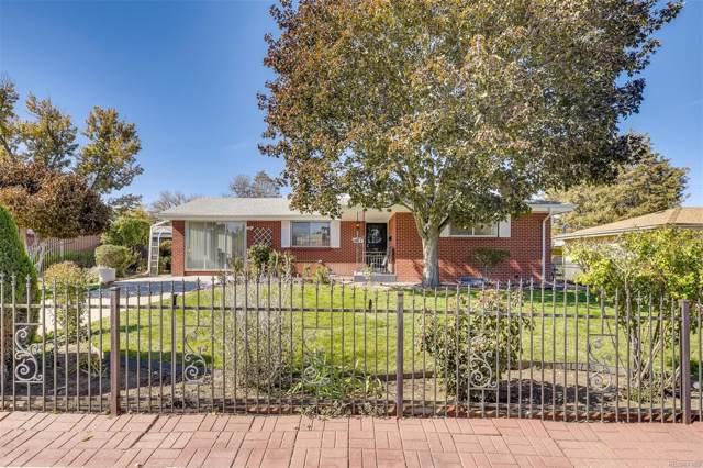 1677 S Yarrow Court, Lakewood, CO 80232 (MLS #6163177) :: 8z Real Estate