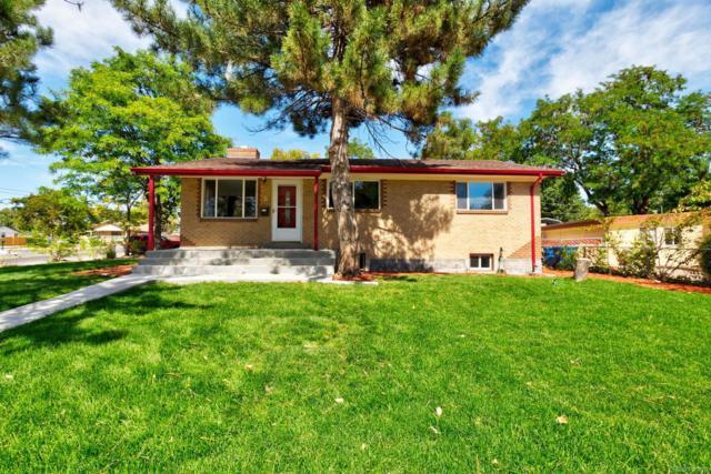 8395 W 64th Avenue, Arvada, CO 80004 (MLS #6168004) :: 8z Real Estate