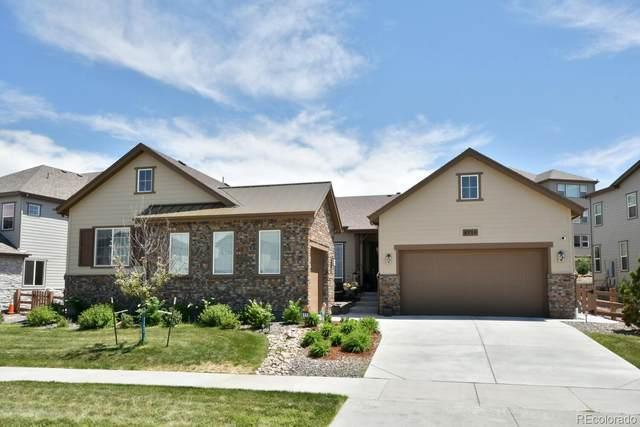 8110 S Kellerman Circle, Aurora, CO 80016 (#6172768) :: Kimberly Austin Properties