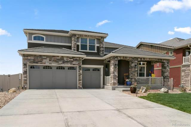 100 Pebble Brook Court, Erie, CO 80516 (#6174867) :: Colorado Home Finder Realty
