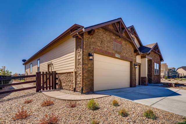 23502 E Bailey Place, Aurora, CO 80016 (#6180711) :: Mile High Luxury Real Estate