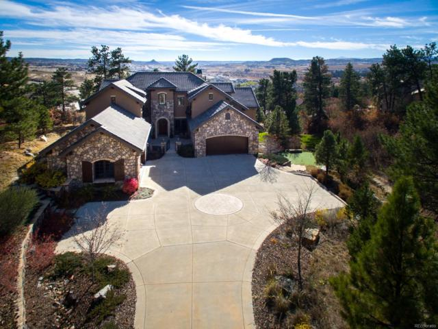 651 Ruby Trust Drive, Castle Rock, CO 80108 (#6180759) :: The HomeSmiths Team - Keller Williams