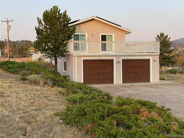4470 Parmalee Gulch Road, Indian Hills, CO 80454 (#6180970) :: Berkshire Hathaway Elevated Living Real Estate
