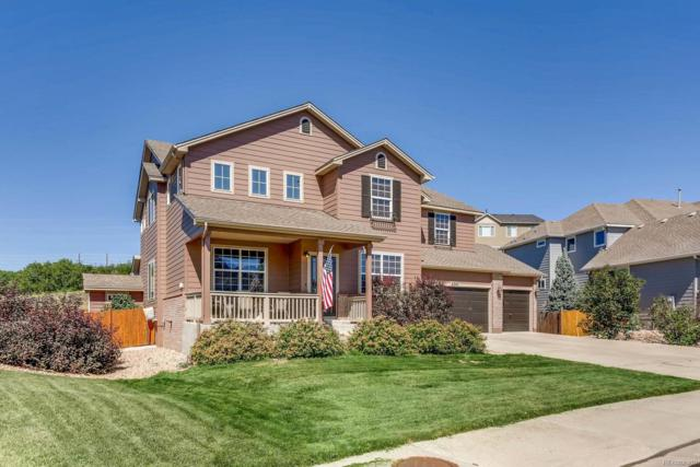 2307 Paint Pony Circle, Castle Rock, CO 80108 (#6184603) :: The City and Mountains Group