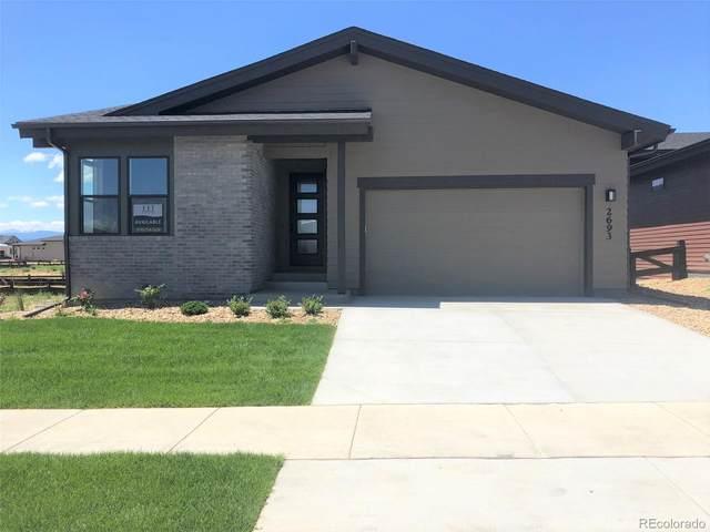 2693 Vallecito Street, Timnath, CO 80547 (MLS #6188085) :: Kittle Real Estate