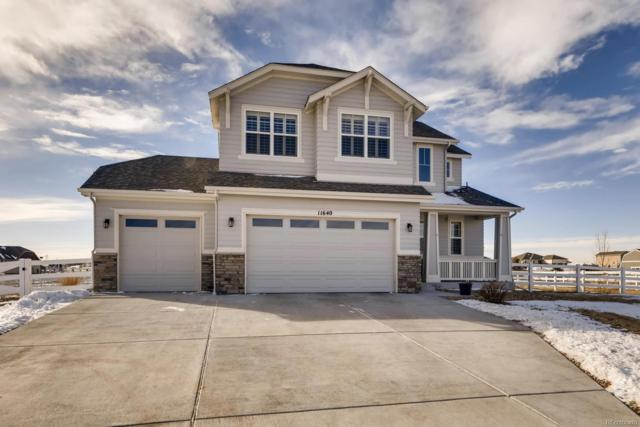 11640 E 163rd Court, Brighton, CO 80602 (MLS #6189644) :: Bliss Realty Group