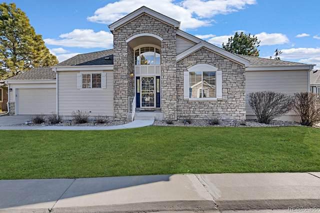 7400 W Grant Ranch Boulevard #49, Littleton, CO 80123 (#6189939) :: The DeGrood Team