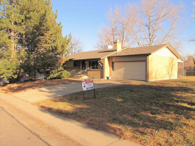 12296 W Ohio Drive, Lakewood, CO 80228 (#6190521) :: Sellstate Realty Pros