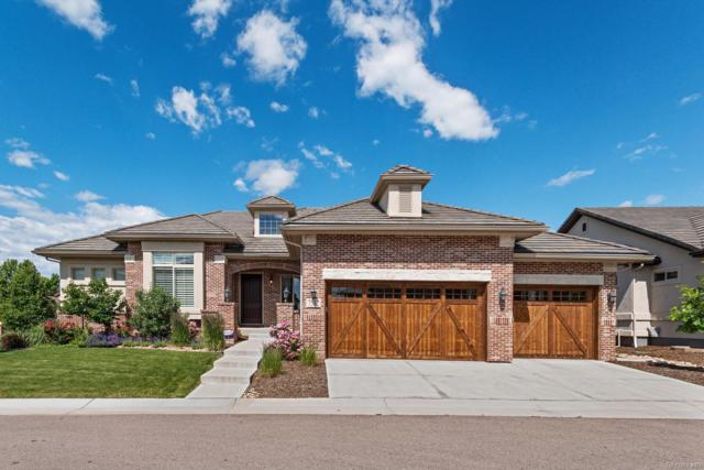 7542 S Overlook Way, Littleton, CO 80128 (#6190690) :: Colorado Home Finder Realty