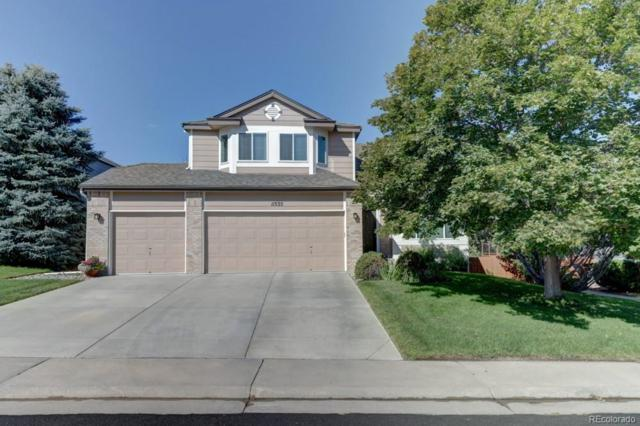 11535 Pine Grove Lane, Parker, CO 80138 (#6191005) :: The Heyl Group at Keller Williams