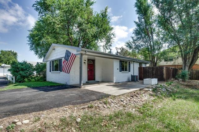 8520 W 52nd Avenue F, Arvada, CO 80002 (#6192798) :: 5281 Exclusive Homes Realty