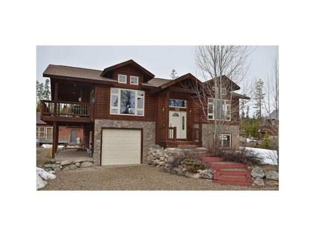 418 County Road 4571, Grand Lake, CO 80447 (MLS #6195908) :: 8z Real Estate