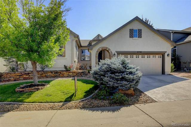 2798 Paw Print Way, Castle Rock, CO 80109 (#6197859) :: The DeGrood Team