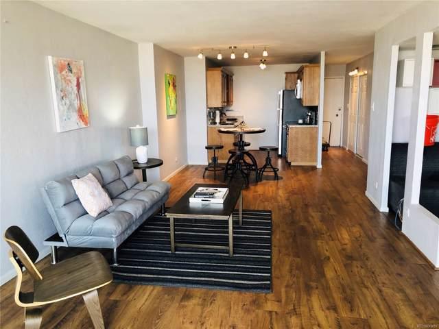 550 E 12th Avenue #1106, Denver, CO 80203 (#6199296) :: The HomeSmiths Team - Keller Williams