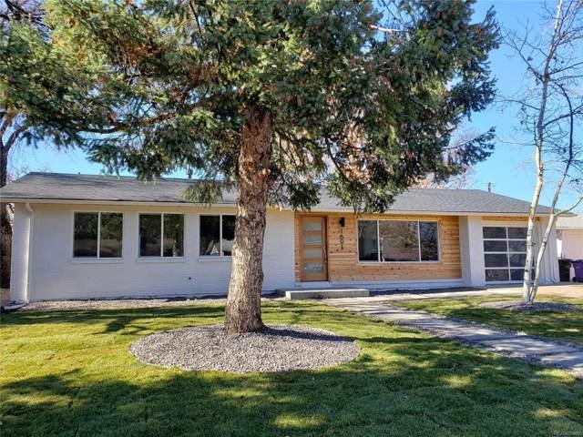 1691 S Glencoe Street, Denver, CO 80222 (MLS #6200573) :: Colorado Real Estate : The Space Agency