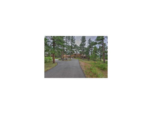 31368 Tamarisk Lane, Evergreen, CO 80439 (MLS #6201177) :: 8z Real Estate