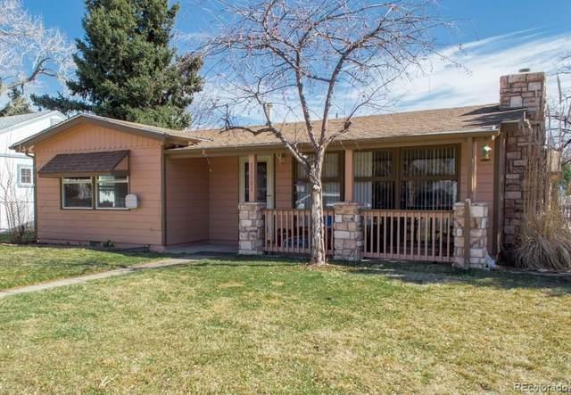 10001 W 9th Drive, Lakewood, CO 80215 (MLS #6209364) :: 8z Real Estate