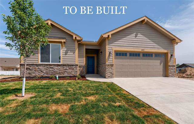 685 Boxwood Drive, Windsor, CO 80550 (MLS #6219362) :: Bliss Realty Group
